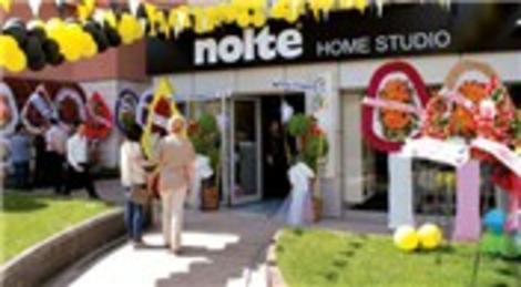 Nolte Home Studio Kayseri'de mağaza açtı!