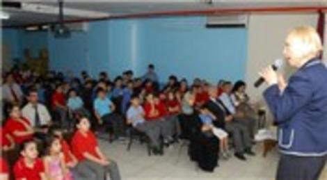 Opet Suudi Arabistan'da Öğrencilerle buluştu!