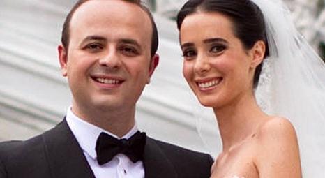 Saffet Ulusoy ve Özlem Avşar Çırağan Sarayı'nda evlendi!