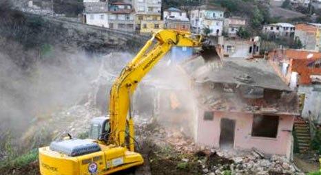 Trabzon Tabakhane'de kentsel dönüşüm hızlandı!
