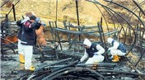 Esenyurt çadır yangını sanıklarına 23 yıl istendi!