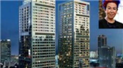 42 Maslak Kuleleri, Harvey Nichols'da sergileniyor!