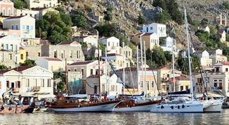 Ege Adaları'nda Türkler'e vize kolaylığı!