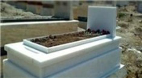 Çorum Belediyesi'nden tek tip mezar uygulaması!
