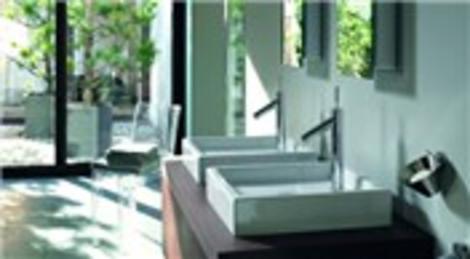 Philippe Starck, geometrik bir temayı süslüyor!