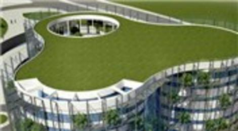 Küçükçekmece Belediyesi'nin yeni binası yeşil sertifikalı!