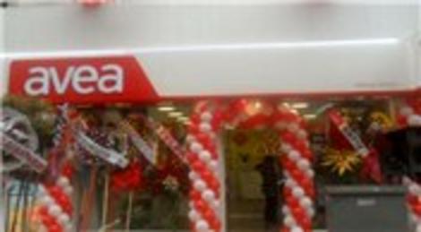 Avea, İzmir'de bir günde 7 mağaza açtı