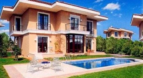 İntes Park Evleri'nde 3.5 milyon liraya villa!