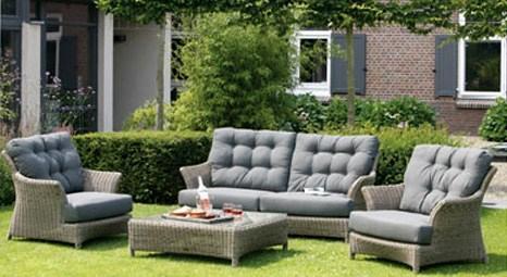 Yaz geliyor! Bahçe mobilyaları revaçta!