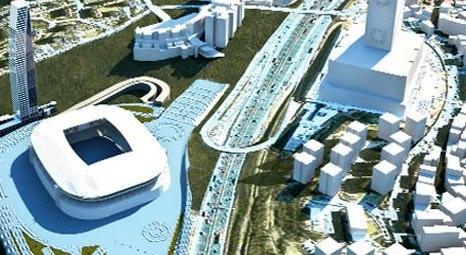 Nurol GYO'dan 105 milyon dolarlık kule Seyrantepe'ye!