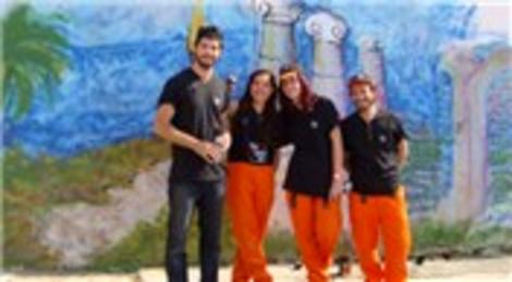Fawori Boya ve Alsancak Rotary Kulübü İzmir'e renk kattı!