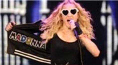 Madonna'dan önce İstanbul'a  ekibi geldi!