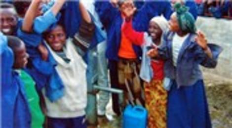 DSİ Afrika'yı suyla buluşturdu!