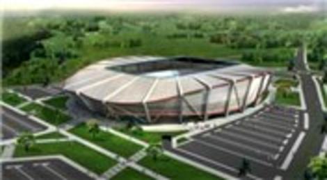 Mersin Yenişehir Stadı'nı Uzunlar İnşaat yapacak!