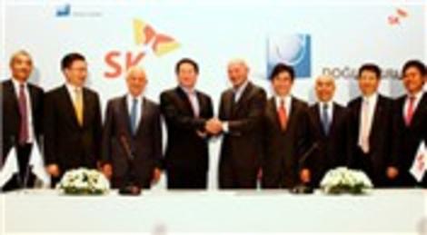 Doğuş Grubu ile SK Group stratejik ortaklık kurdu!