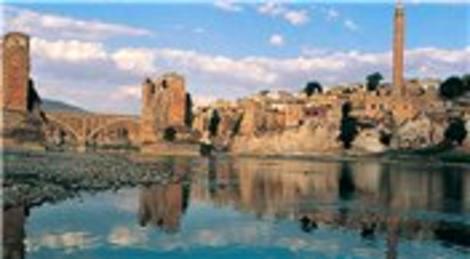Hasankeyf'i yutacak Ilısu Barajı'na hukuktan tescil!