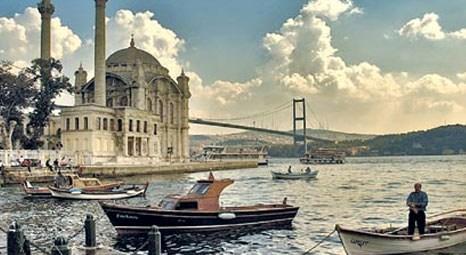 İstanbul turizmde payını yüzde 18 arttırdı!