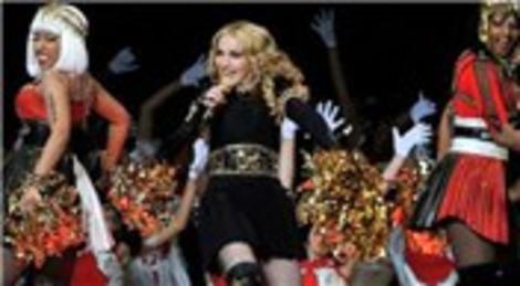Madonna konseri için Türk Telekom Arena'da 1.2 milyon TL'ye loca kapatıldı!