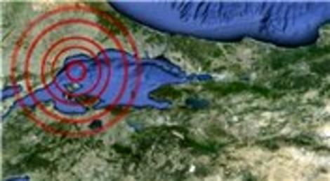 İstanbul'da hissedilen 5.1'lik depremin merkezi Marmara Ereğlisi!