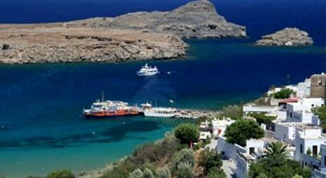 Yunanistan adalarını satışa çıkardı!
