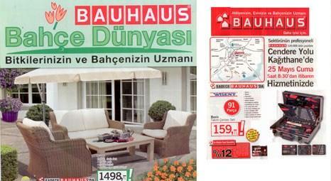 BAUHAUS'tan Bahçe Dünyası Dergisi!