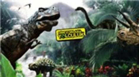 Torunlar GYO Antalya Deepo Outlet Center'da Dinozorlarla Yolculuk Sergisi'ne sponsor oldu!