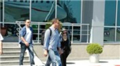 Madonna İstanbul'dan ayrıldı!