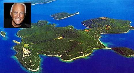 Giorgio Armani Küba'dan ada satın alacak!