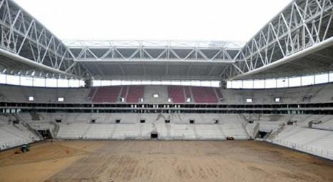TOKİ Türkiye'yi stadyuma çevirecek!