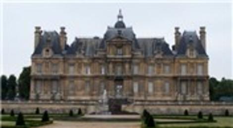 Çin Fransız Maisons-Laffitte şatosunu Pekin'e kopyaladı!