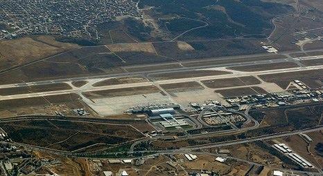 TAV Havalimanları İzmir Adnan Menderes Havalimanı'na iç hatlar terminali yaptıracak!