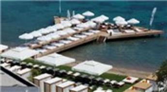 Bodrum Moon Beach Lounge açıldı!