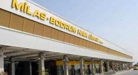 Murat Tabanlıoğlu'nun Milas Bodrum Havalimanı projesi 12 yıl sonra devreye girdi!