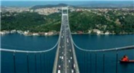 Fatih Sultan Mehmet Köprüsü'nde 3 şerit 3 ay kapalı!