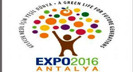 2016 Expo Antalya Kanun Tasarısı TBMM'de!