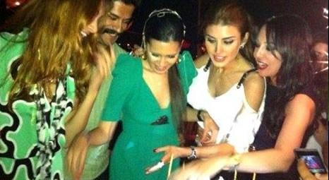 Ceylan Çapa Sortie'de doğum gününü kutladı!
