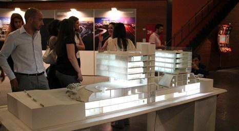 Bir Tasarım Sürecinin İzleri: Garanti Bankası Teknoloji Kampüsü Sergisi 30 Haziran'a kadar YEM'de!
