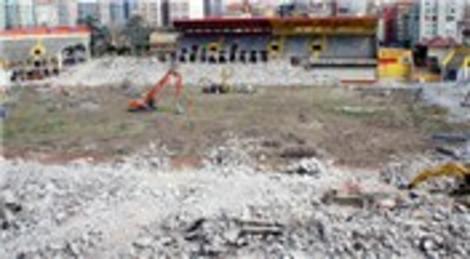 Ali Sami Yen projesi Torunlar-Kapıcıoğlu Proje Ortaklığı tarafından yükselecek!