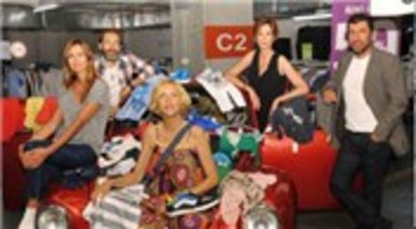 Starcity Outlet AVM'de Garaj Günleri ünlü mankenleri ağırladı!