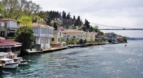 Neşe Sert'in Çubuklu'daki tarihi evi!