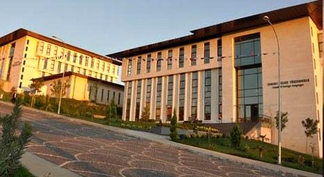 Hasan Kalyoncu Üniversitesi ipekyolu üzerinde!