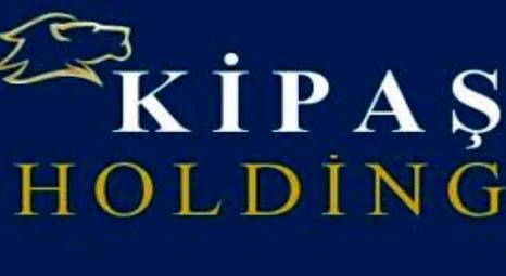 Kipaş Holding yılda 4 milyon ton çimento üretiyor!