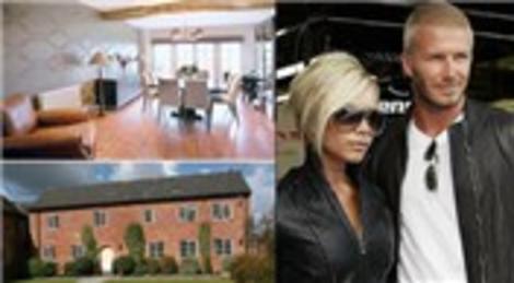 Victoria - David Beckham'ın İngiltere'deki evi satışta!