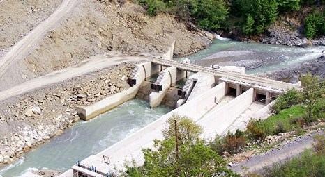 Lisanssız hidroelektrik santrali kurulabilir!