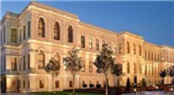 Four Seasons Otel'de 7. Türk Arap Ekonomi Forumu resepsiyonu!