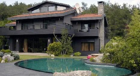 Beyazıt Öztürk Saklı Koru'daki villasını kiraya verdi!
