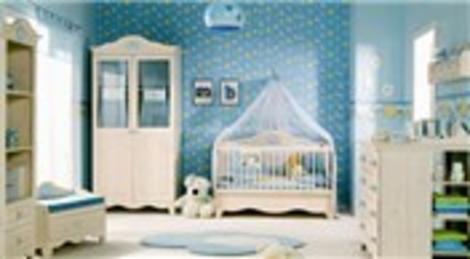 Bebek odası dekorasyonunda dikkat edilmesi gerekenler!