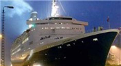 Queen Elizabeth II Gemisi otele dönüşüyor!