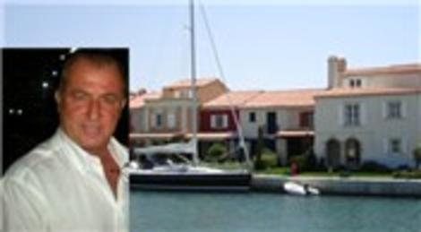 Fatih Terim Çeşme Alaçatı Port'tan 1.2 milyon TL'ye taş ev aldı!