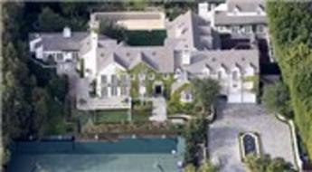 Katie Holmes Tom Cruise'dan boşanırsa Beverly Hills'teki malikanenin sahibi olacak!